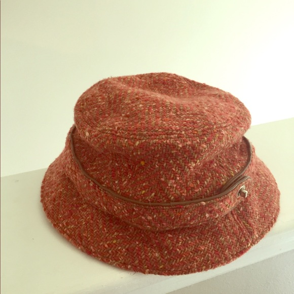 Coach Accessories - Coach tweed bucket hat ad0dc7500f5